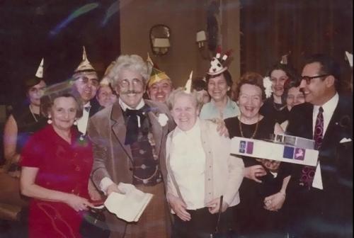 Die Volksbühne Ergste beim Millowitsch-Theater
